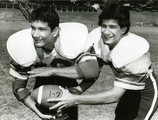 Harrington brothers