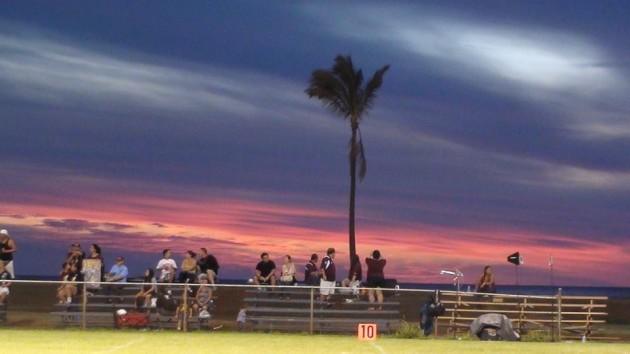 Waianae sunset. (Paul Honda / Star-Advertiser)