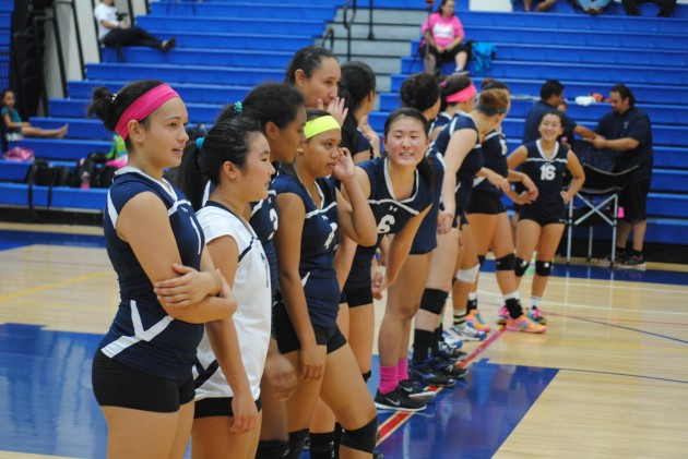 Moanalua will have its hands full against No. 1 Kamehameha on Thursday night.