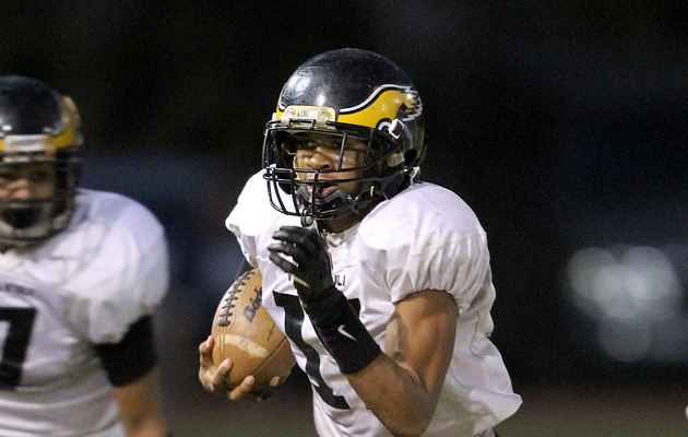 Chazz Troutman is the first player at Nanakuli to rush for at least 300 yards in a game.