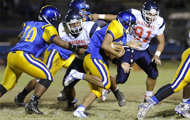 Updated OIA and ILH football schedules