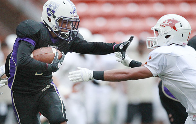 Aloha Stadium prep football schedule set