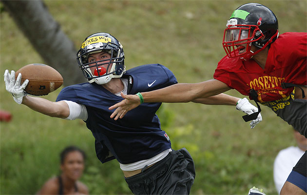 OIA and ILH football schedules nearly complete